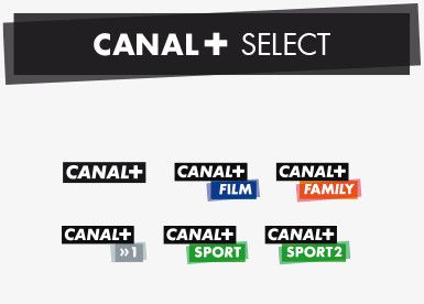 canal plus select