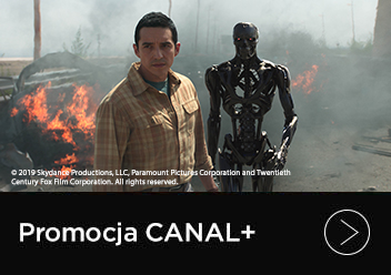 Promocja Canal +